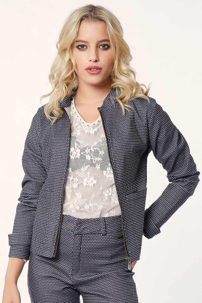 Campera Janette Petit Point