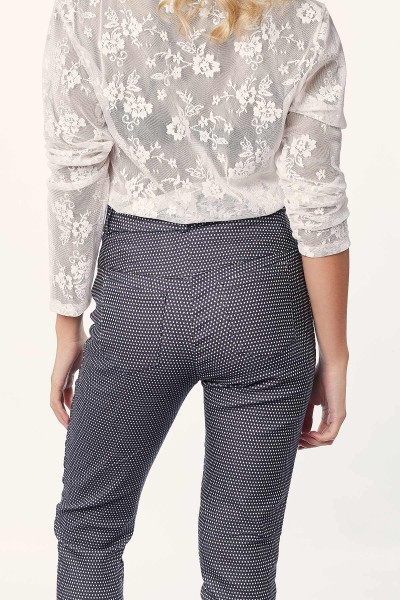 Pantalon Jade Petit Point