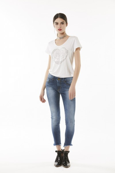Remera Angelica Transfer